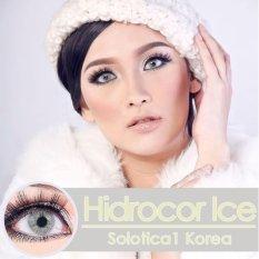 Solotica1 Hidrocor Softlens - ICE + Free Lenscase