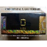 Solusi Masalah Miss V Crystal X Cristal X Logo Timbul Original