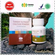 Solusi Peninggi Badan 3 10 Cm Nutrient Hight Calcium Powder Dan Zinc Promo Diskon Akhir Tahun