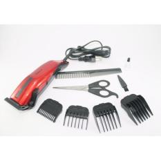 Alat Cukur Sonar SN-103 Profesional Hair Clipper Trimmer / Mesin Cukur Barbershop 7 In 1 Lengkap