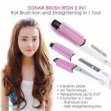 Sonar Sn 20 2In1 Hair Straighteners And Curler Catokan Di Dki Jakarta