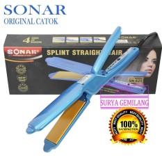 Spesifikasi Sonar Sn 825 Catok Lurus Catokan Pelurus Rambut Dengan Temperatur Suhu Hingga 220 C Catok Rambut Profesional Lengkap