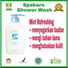 Berapa Harga Spakare Mint Body Wash Tiens Internasional Di Indonesia