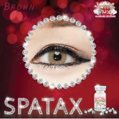 Harga Spatax Softlens Brown Gratis Lenscase Origin