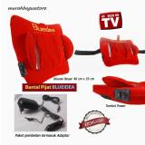 Jual Special Grand Launching Original Portable Magnetic Massage Cushion Car Universal Shiatsu Blue Idea Bantal Pijat Pillow Infrared As Seen On Tv Branded Murah