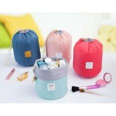 Special Price Korea Dresser Pouch Organizer / Tas Kosmetik Bulat Serbaguna - 1Pcs