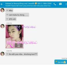 Review Spg Lembut Cream Wajah Racikan Dokter Ampuh U Jerawat Flek Memutihkan Beauty Di Indonesia