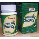 Review Spirulina Luxor 200 Tablet Original Terbaru