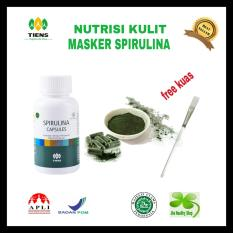 Jual Beli Online Spirulina Masker 100 Kapsul
