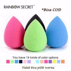Spon Beauty Blender Foundation Telur/ Spons Make Up Telur - Random Colour