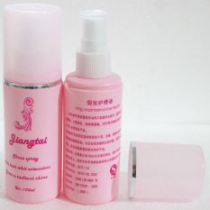 Spray Shine dan Anti Kusut Buat Wig 1pc