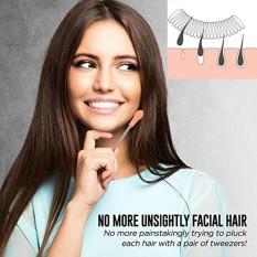 Spring Facial Hair Remover-TERBAIK untuk Cepat dan Mudah Hair Removal dari Akar, Portable dan Manual Efektif Epilator Alat, Alat Kecantikan Alami-Skip Waxing, Cukur, dan Pemutihan