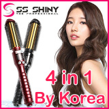 Ssshiny Diamond Hair Curling Iron Anggur Merah Intl Ssshiny Diskon