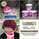 Toko Suaevcito Pomade Burgandy Hair Clay Online Indonesia