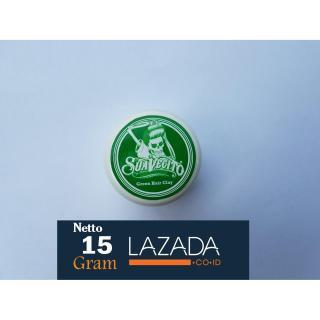 Suavecito Color Coloring (couloring) Warna Wax Clay Pomade - Pewarna Berwarna Tidak Permanen (15 Gram) - GREEN thumbnail