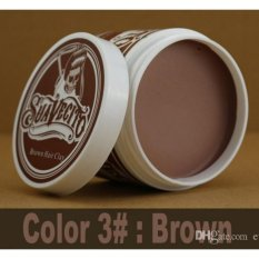 Harga Suavecito Hair Color Coloring Clay Wax Pomade Pewarna Non Permanent Warna Coklat Brown Fullset Murah