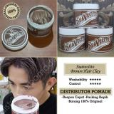 Harga Suavecito Pomade Brown Hair Clay Coloury