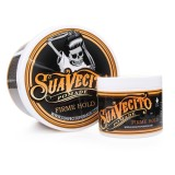 Review Suavecito Pomade Firme Hold Waterbased 4 Oz Suavecito