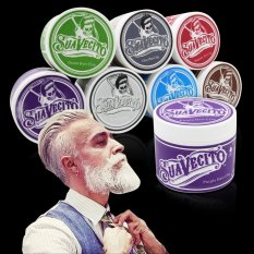 Promo Suavecito Pomade Hair Clay Colour Green