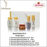 Jual Sulwhasoo Basic Kit 5 Item Sulwhasoo