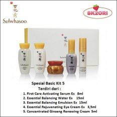 Diskon Sulwhasoo Basic Kit 5 Item Sulwhasoo Dki Jakarta