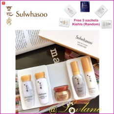 Harga Sulwhasoo Basic Kit 5 Items Original Sulwhasoo