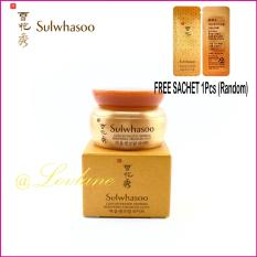 Beli Sulwhasoo Concentrated Ginseng Renewing Cream Ex Light 5Ml Original Murah Indonesia