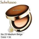 Ulasan Mengenai Sulwhasoo Cushion Intense No 23 Medium Beige Case Isi