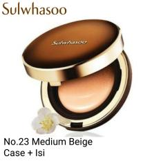 Harga Sulwhasoo Cushion Intense No 23 Medium Beige Case Isi Origin
