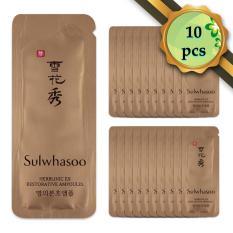 Sulwhasoo Herblinic Ex Restorative Ampoules 1Ml 10 Sachets Sulwhasoo Diskon 40
