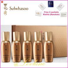 Spesifikasi Sulwhasoo Herblinic Ex Restorative Ampoules 7Mlx5 Original Yang Bagus Dan Murah