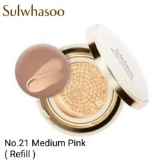 Beli Sulwhasoo Perfecting Cushion No 21 Medium Pink Refill Online
