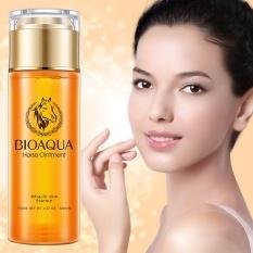 Ulasan Sunshop Horse Oil Ointment Miracle Moisturizing Face Essence Anti Aging Whitening F*c**l Liquid For Skin Care Intl