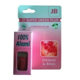 Promo Super Green Plus Jb Obat Herbal Jerawat Bisul Herbal