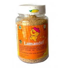 Super Herbafit Lamandel Herbal Amandel Tanpa Operasi - 200gr