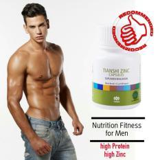 Diskon Suplemen Fitness Zinc Super Premium Branded