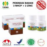 Beli Suplemen Peninggi Badan Herbal Alami Paket 2 Secara Angsuran