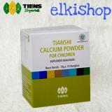 Harga Suplemen Peninggi Badan Nutrient Powder Calsium Untuk Anak Free Membership Tiens Online
