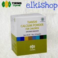 Harga Suplemen Peninggi Badan Nutrient Powder Calsium Untuk Anak Free Membership Original