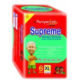 Harga Supreme Popok Dewasa Size Xl Isi 6Pcs Paket Isi 4 Dan Spesifikasinya