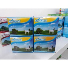 Toko Susu Bubuk Kambing Skygoat Plus Propolis Paket 2 Box Online Terpercaya