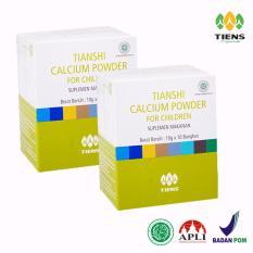 Promo Susu Kalsium Kecerdasan Anak Tiens Paket 2 Di Jawa Timur