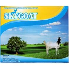Susu Kambing Sky Goat Plus Propolis Paket 6 Boks Satu bok isi 10 saset