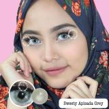 Spesifikasi Sweety Apisada Grey Softlens Minus 1 00 Gratis Lenscase Terbaik