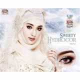 Review Toko Sweety Hydrocor Softlens Brown Free Lenscase