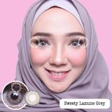 Spesifikasi Sweety Lamune Grey Softlens Gratis Lenscase Sweety Terbaru