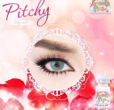 Jual Sweety Pitchy Grey Softlens Minus 2 75 Gratis Lenscase Import