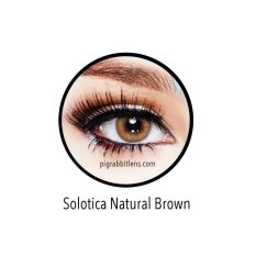 Katalog Sweety Solotica Natural Brown Softlens Gratis Lenscase Sweety Terbaru