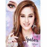 Promo Sweety Spatax Softlens Brown Gratis Lenscase Murah
