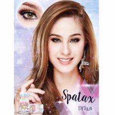 Review Sweety Spatax Softlens Brown Gratis Lenscase Di Dki Jakarta